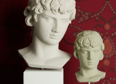 Sculptures, statuettes et miniatures - Statue tête d'Antinoos - SOPHIA ENJOY THINKING