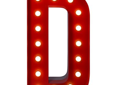 Luminaires - LETTER D | Floor or Wall Lamp - CIRCU
