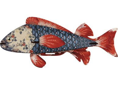 Other wall decoration - Hearbreaker - Decorative fish - MIHO UNEXPECTED THINGS