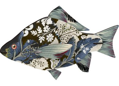 Other wall decoration - Carpe Diem - Decorative fish - MIHO UNEXPECTED THINGS