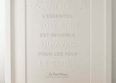 Decorative items - Art print The Little Prince - L'ATELIER LETTERPRESS