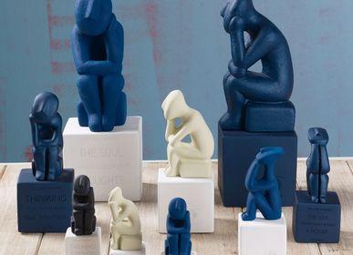 Sculptures, statuettes et miniatures - Statues des penseurs cycladiques - SOPHIA ENJOY THINKING