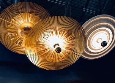 Appliques - Applique et lustre en laiton massif LAFAYETTE, made in Italy - RADAR INTERIOR