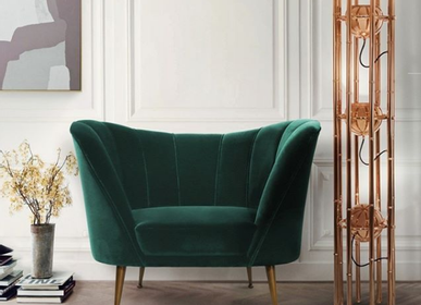 Armchairs - ANDES ARMCHAIR - INSPLOSION