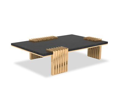 Tables - TABLE CENTRALE DE VERTIGE - INSPLOSION