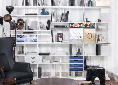 Bookshelves - COLECCIONISTA BOOKCASE - INSPLOSION