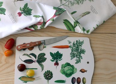 Dish towels - Vegetable collection - KOUSTRUP & CO