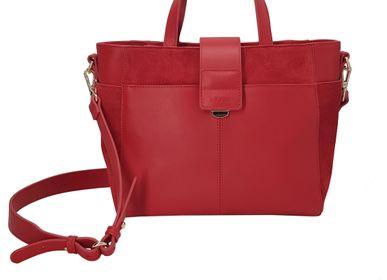 Bags and totes - Bag, leather bag MYA - .KATE LEE