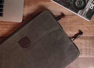Leather goods - Laptop Sleeve PAXSON - ALASKAN MAKER