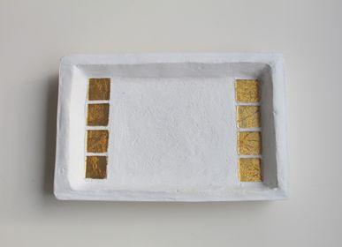 Trays - Decorative tray - CHAPITRE MAISON