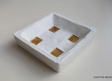 Decorative objects - Contemporary Concrete Pocket - CHAPITRE MAISON