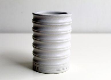 Decorative objects - Pot ondulé - CHAPITRE MAISON