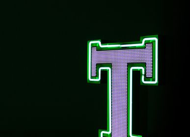 Lighting - LETTER T - CIRCU