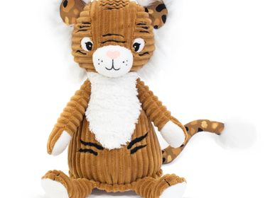 Gifts - Plush Original Speculos the Tiger - LES DEGLINGOS