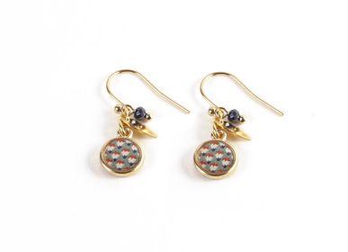 Jewelry - Earings Summer Perolina  - LITCHI