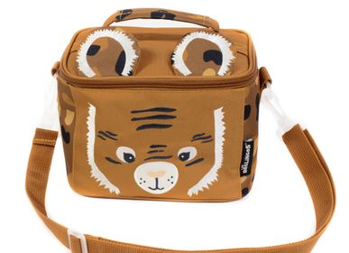 Bags / bookbags - Lunch Bag Speculos the Tiger - LES DEGLINGOS