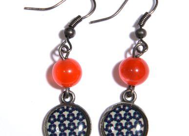 Jewelry - Earings Litchi classics - LITCHI