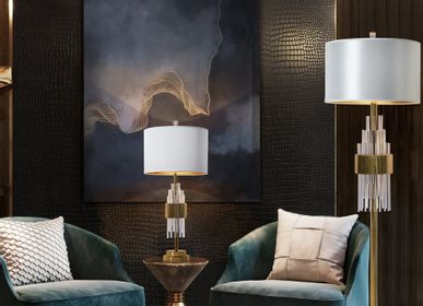 Floor lamps - Oriente Gold | Floor lamp - K-LIGHTING BY CANDIBAMBU