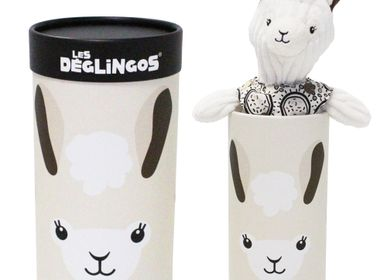 Soft toy - Big Simply Plush Muchachos the Llama - LES DEGLINGOS
