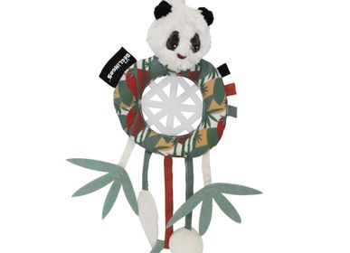 Children's decorative items - Dream Catcher Rototos the Panda - LES DEGLINGOS