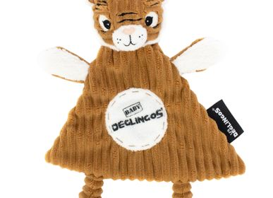 Stationery - Baby Deglingos Comfoter Speculos the Tiger - LES DEGLINGOS