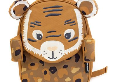 Bags and backpacks - 32cm Backpack Speculos the Tiger - LES DEGLINGOS