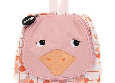 Children's bathtime - Toilettry Bag Pomelos the Ostrich - LES DEGLINGOS