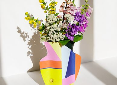 Floral decoration - Paper Vases - OCTAEVO