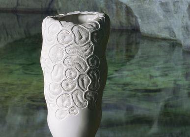Vases - POSEIDON White vase - FOS