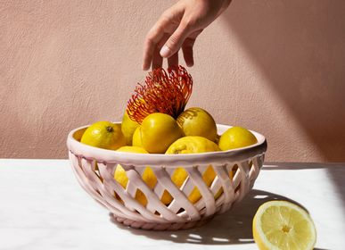 Design objects - Sicilia Ceramic Basket - OCTAEVO