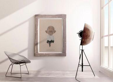 Affiches - Gandhi - CHICURA COPENHAGEN