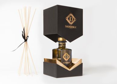 Home fragrances - BLACK COLLECTION - DANHERA ITALY
