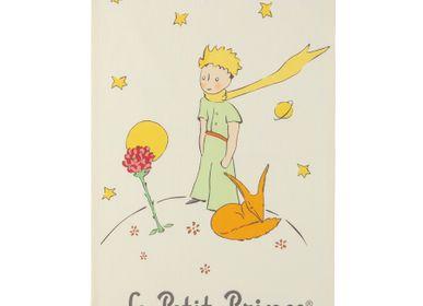 Torchons - Le Petit Prince - La Fleur et le Renard / Torchon imprimé - COUCKE