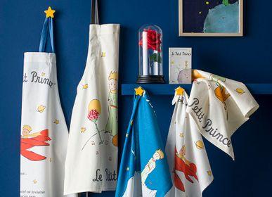 Linge d'office - Le Petit Prince - La Fleur et le Renard / Tablier imprimé - COUCKE