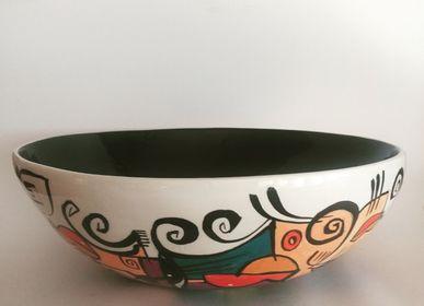 Céramique - ENIGMA fruit bowl/ DESIRE - ENIGMA