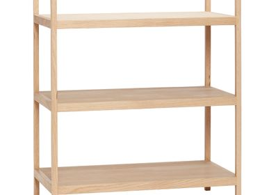Bookshelves - Oak shelf - HÜBSCH