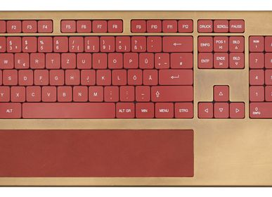 Stationery / Card shop / Writing - SG2 Keyboard - Edition Stefan Leo - GEBR. HENTSCHEL GBR
