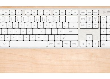 Stationery / Card shop / Writing - SG2 Keyboard - Maple - GEBR. HENTSCHEL GBR
