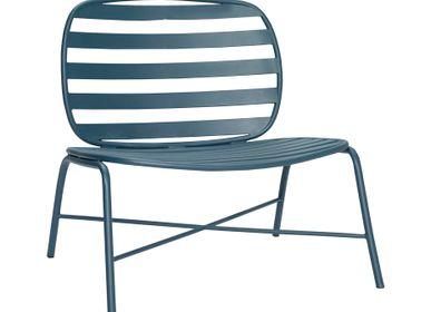 Chaises de jardin - Chaise Lounge - HÜBSCH