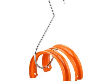 Wardrobe - Orange hanger for bags - J HALF O