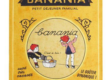 Dish towels - Banania - Petit Déjeuner Familial/ Tea towel - COUCKE