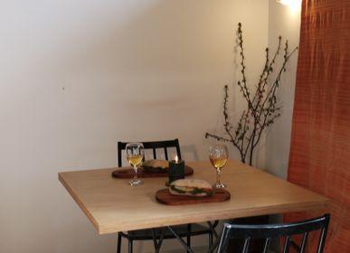 """Kitchen utensils - Cutting board long  round """"dewdrop"""" - LIVING MEDITERANEO"""