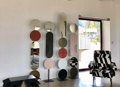 Mirrors - MIRROR SCULPTURE TOTEM - STUDIO SOL LECCIA