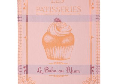 Dish towels - Baba au Rhum / Tea towel - COUCKE