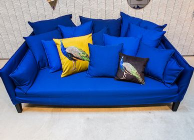 Cushions - ROYAL PEACOCK Cushion 40*40 - ARTPILO