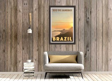 Poster - Limited Editions Vintage Travel Poster - Limited Editions Art Prints - MY RETRO POSTER