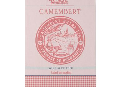 Dish towels - Véritable Camembert / Tea towel - COUCKE