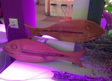 Artistic hardware - Decorative fish  - LIVING MEDITERANEO