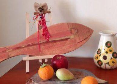 Quincaillerie d'art - Poisson décoratif - LIVING MEDITERANEO
