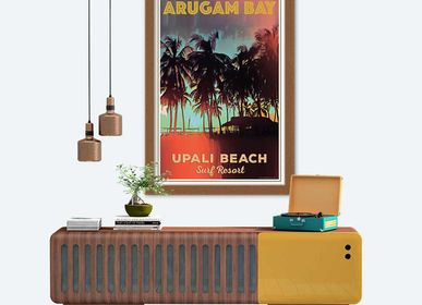 Poster - Vintage Posters for Hotels and Boutiques - MY RETRO POSTER